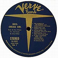 Chelsea Girl label