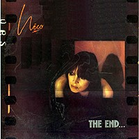 The End UK LP Island ILPS 9311